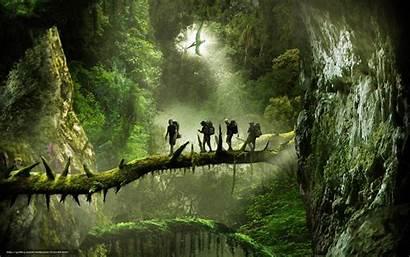 Dinosaur Prehistoric Background Jungle Desktop Project Nature