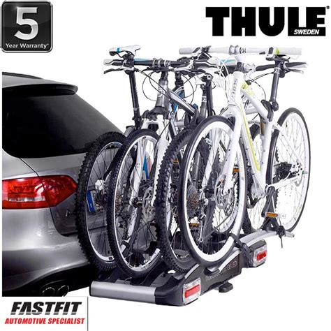 thule 929 euroclassic g6 thule euroclassic g6 929 towbar mounted 3 4 x bike carrier fastfit bullbars and towbars