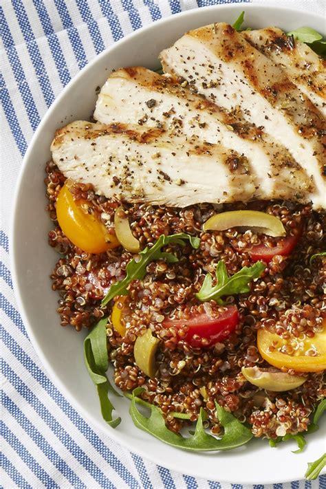 Best Chicken Quinoa Bowls Recipe   How to Make Chicken
