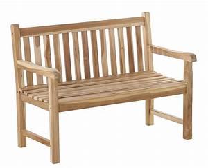 Gartenbank Holz 2 Sitzer : sam gartenbank teak holz 120 cm 2 sitzer java ~ Bigdaddyawards.com Haus und Dekorationen