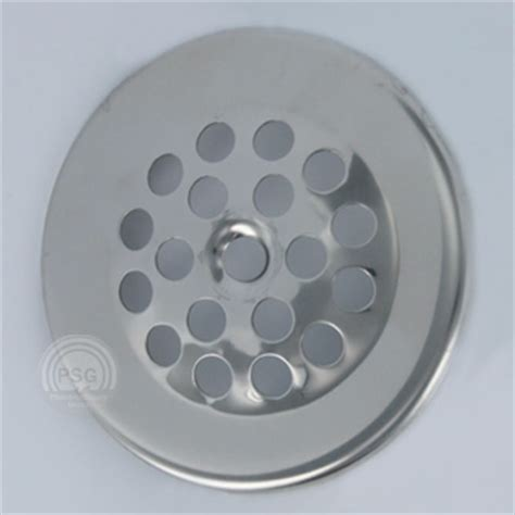 bathtub drain strainer cover 11