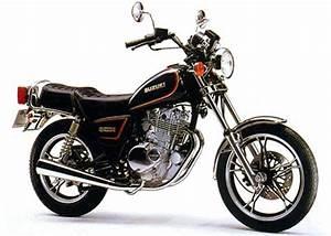 Suzuki Gn250 E 2005 Service Manual