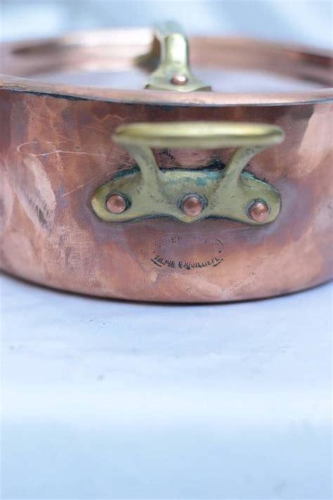 dehillerin paris copper cooking pots  stdibs