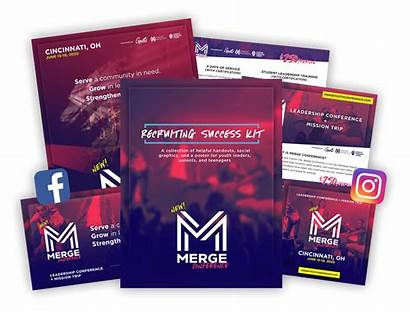 Conference Merge Trips Mission Recruiting Success Kit