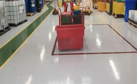 epoxy flooring types chemical plant acc flooring ltd