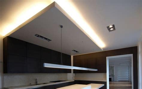 le de cuisine suspendu faux plafond suspendu plafond platre