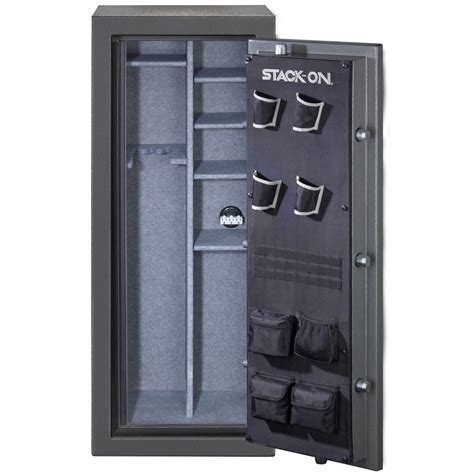 Stack On Security Cabinet Replacement Lock stack on 10 gun cabinet canada roselawnlutheran