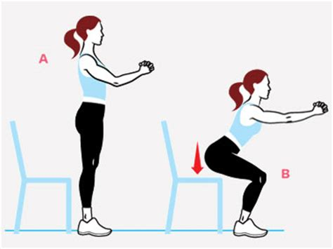 exercice de la chaise better best at home workouts reader 39 s digest