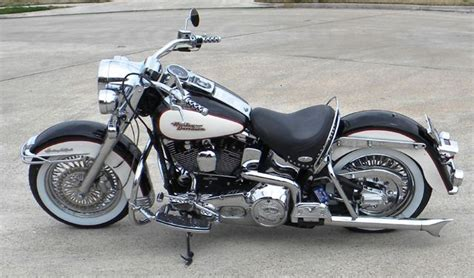 174 Best Images About Heritage Softail Deluxe On Pinterest
