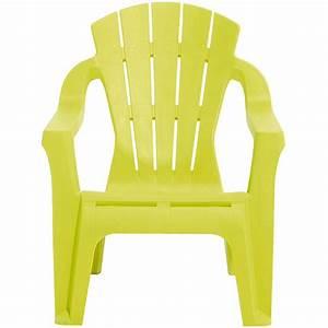 Fauteuil Plastique Jardin : chaise longue jardin gifi table de lit ~ Teatrodelosmanantiales.com Idées de Décoration