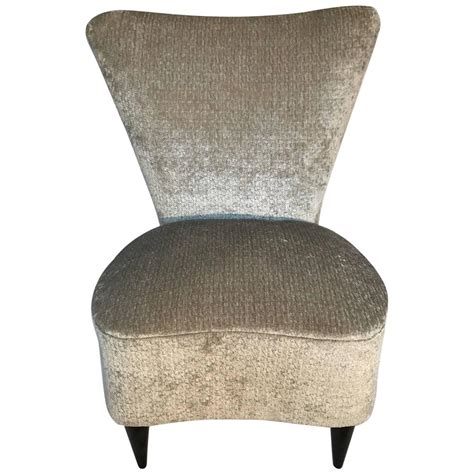 small bedroom chairs single small bedroom chair italian 1940s for at 1stdibs