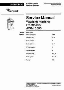 Whirlpool Delta Awm 5080 Service Manual Download