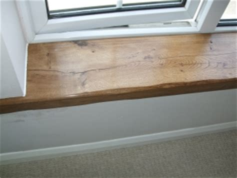 Wooden Window Sill by Oak Window Sill Board Period Oak Beams