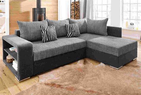 canape d angle reversible canapé d 39 angle aspect cuir et tissu reversible et