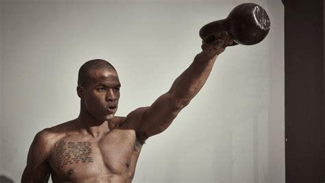 dumbbell muscle exercise kettlebell