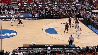 Ankles Kevin Breaks Quinn Basketball Ncaa Tournament