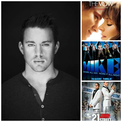 Vote for Channing Tatum and His Movies in the 2013 People