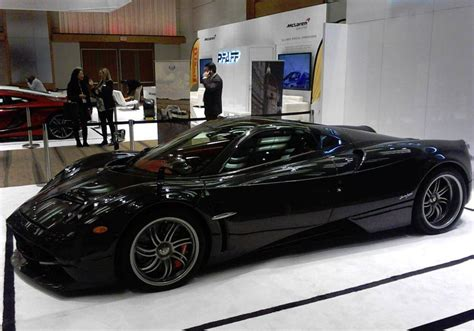 The 10 Sexiest, Most Exotic Cars At The Toronto