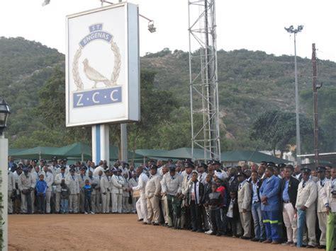 Ramaphosa Sê Ná Zcc Se Paasdiens Leiers Moet Luister