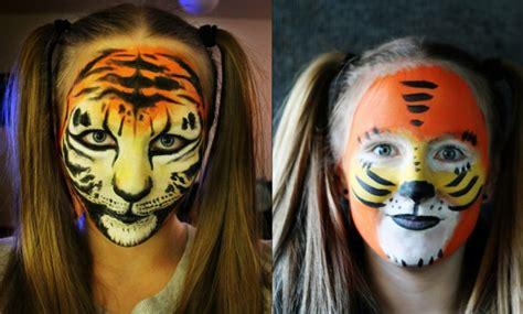 gesicht schminken kinder leopard gesicht schminken 56 tolle ideen archzine net