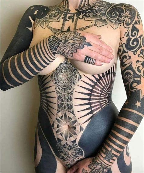 Full Body Tattoos Ideas  Nude & Naked Guys And Girls