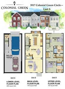 stunning floor plans for townhouses progress builders colonial green beautiful new