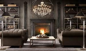 Salon En Anglais : un canap chesterfield le chic et le confort la maison deux canap s canap s ~ Preciouscoupons.com Idées de Décoration