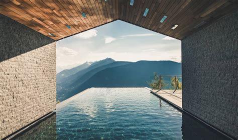 infinity pool south tyrol miramonti infinity pool merano