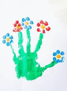 Malen Mit Kleinkindern Ideen : 12 ideen zum malen im fr hling mit kindern basteln mit ~ Watch28wear.com Haus und Dekorationen