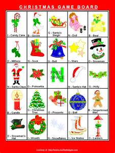 8 best images of printable christmas games for groups free printable christmas bingo cards