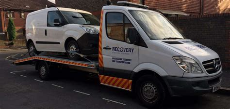 car recovery  vehicle recovery partner  east london