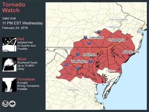 tornado  extended   ocnj daily