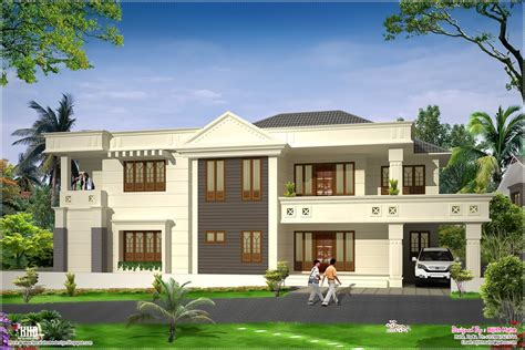 luxury home design plans february 2013 kerala home design and floor plans