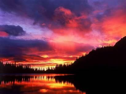Pretty Itl Sunset Nature
