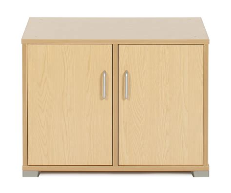 Small Wooden Cupboards by Coloured Edge School Storage Cupboards Early Learning