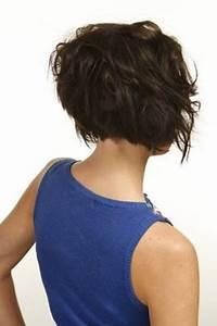 Back View of Short Haircuts | Short Hairstyles 2018 - 2019 ...