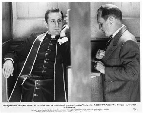 Catholic Priest Confession Theme