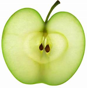 Sliced Green Apple Png | www.pixshark.com - Images ...