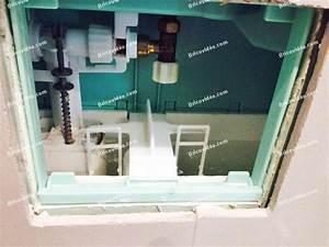 Changer Chasse D Eau : pic photo changer m canisme chasse d eau wc suspendu pic ~ Dailycaller-alerts.com Idées de Décoration