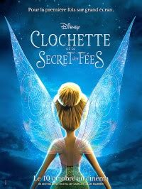 clochette  le secret des fees tinker bell secret