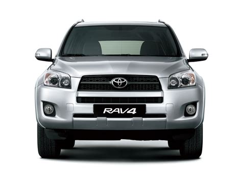 Toyota Car : Toyota Rav4 2012 4 Door 2.4l In Uae