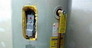 How To Replace A Water Heater Thermostat