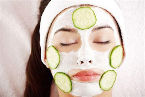 acne masque au jus de concombre astuce de grand mere