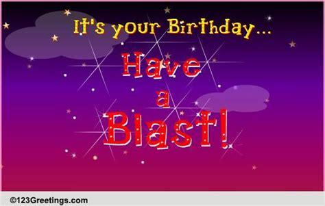 blast  funny birthday wishes ecards greeting