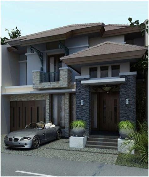 desain rumah minimalis tingkat   home desaign