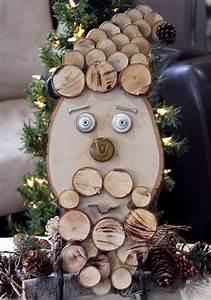 Bastelideen Holz Weihnachten : weihnachtsmann basteln aus verschiedenen materialien 15 tolle ideen ~ Orissabook.com Haus und Dekorationen