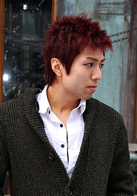 cool korean japanese hairstyles  asian guys