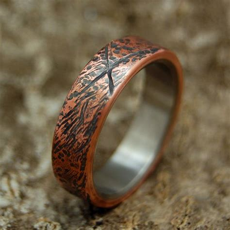 minter richter unique wedding rings mens handcrafted