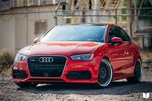 2015 Audi 8v A3  Project A3 Sedan