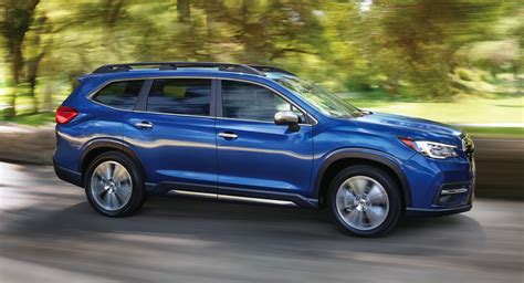 2019 Subaru Ascent Debut by 2019 Subaru Ascent Eight Seat Suv Makes Its Debut Paul